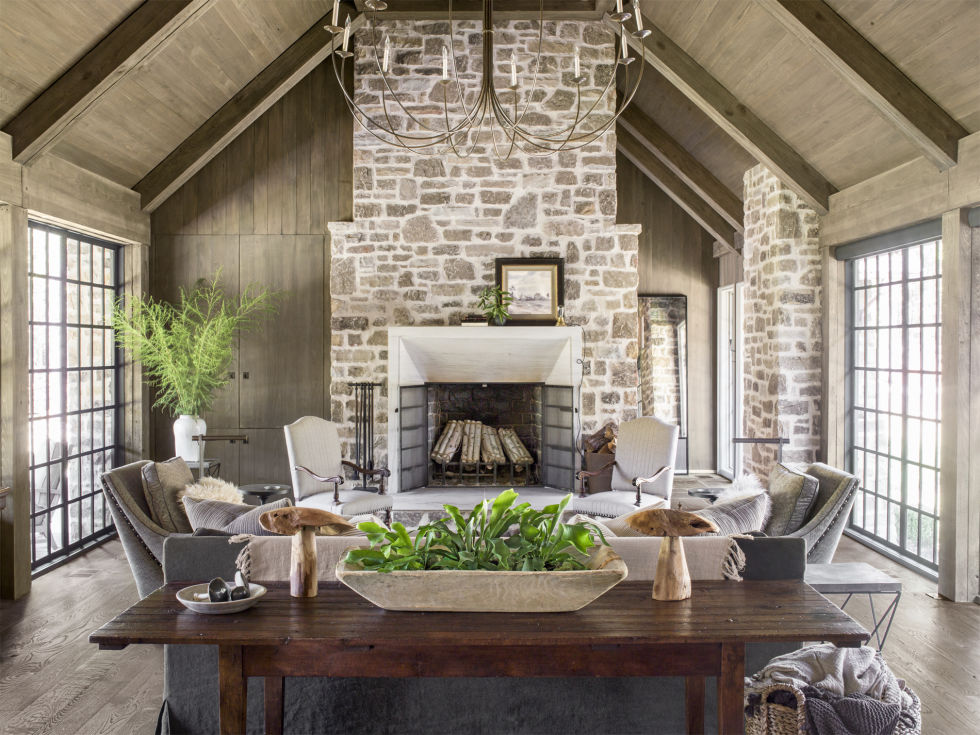 Gorgeous Home Interiors | Every Detail In This Gorgeous Home Was Inspired By The Alabama