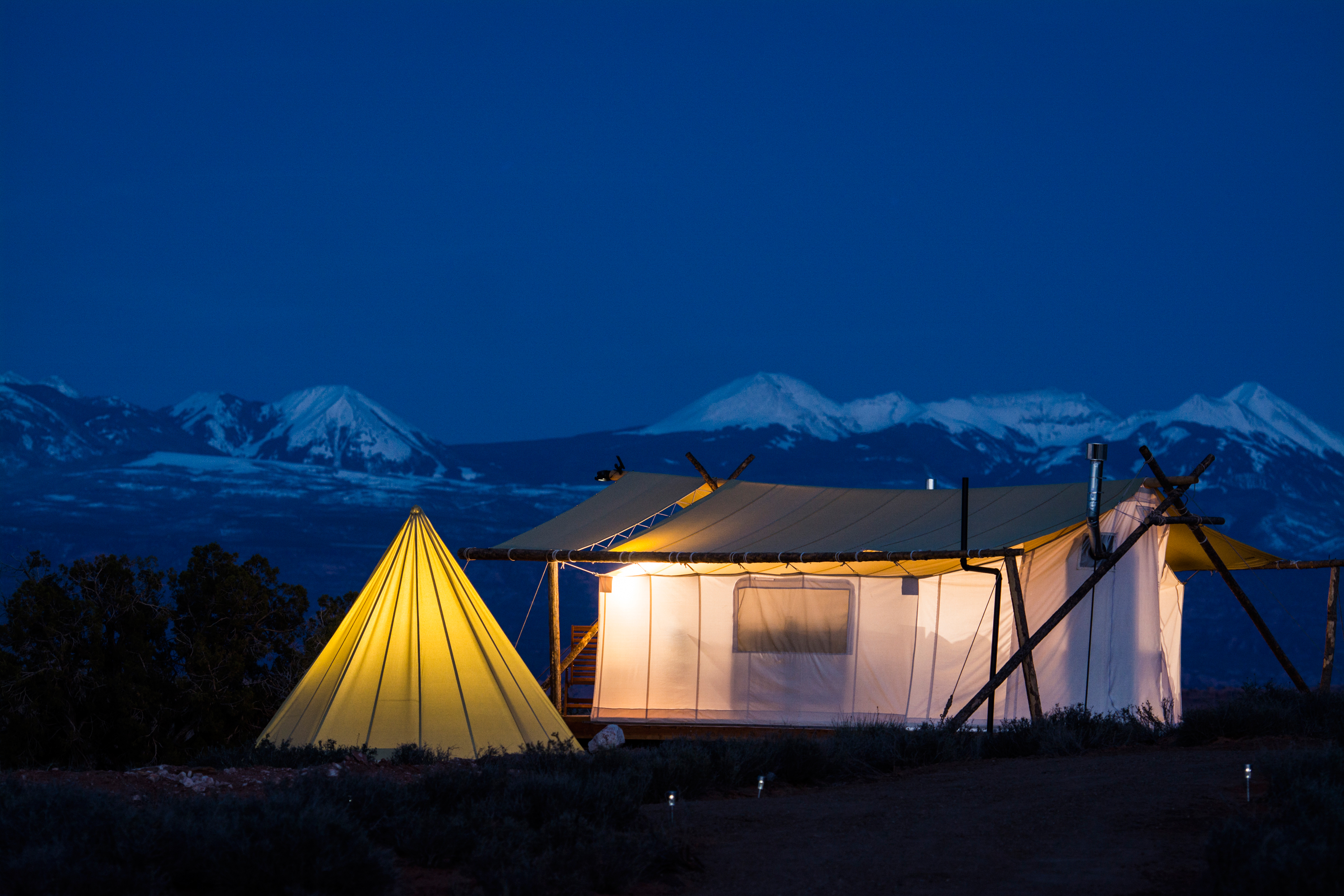 28 off the grid getaways ideal for solo vacations best for Colorado canvas tents
