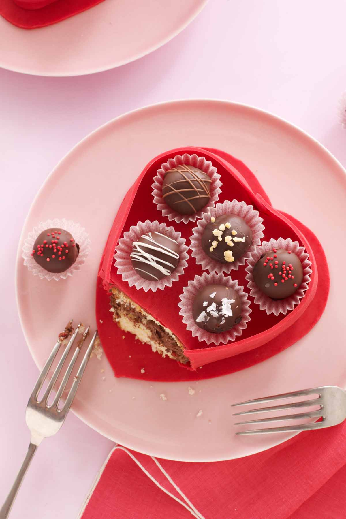 42 easy valentines day desserts best recipes for valentines day sweets - Valentines Day Sweets