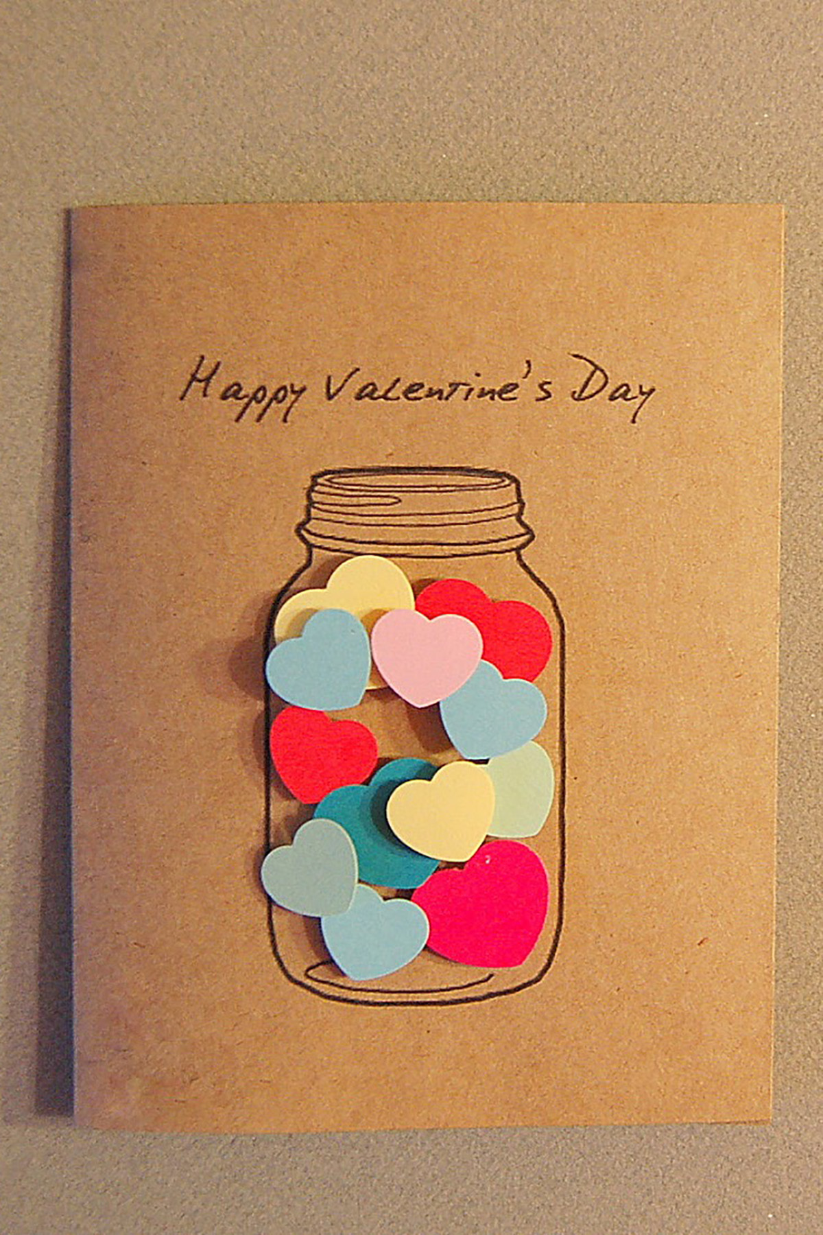 25 DIY Valentines Day Cards Homemade Valentines Counrty Living – Card for Valentine Day