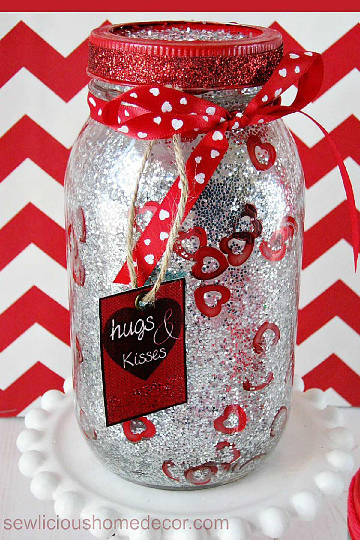 Affordable Cute Valentines Day Mason Jars Ideas Valentineus Day Mason Jar  Crafts With Cute Valentines Day Idea For Him