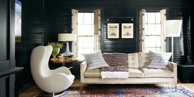 Americans Are Over Neutral Paint Colors