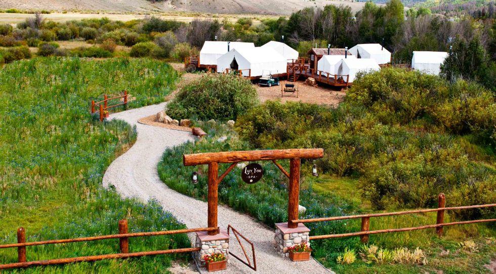 luxury dude ranch vacation spots