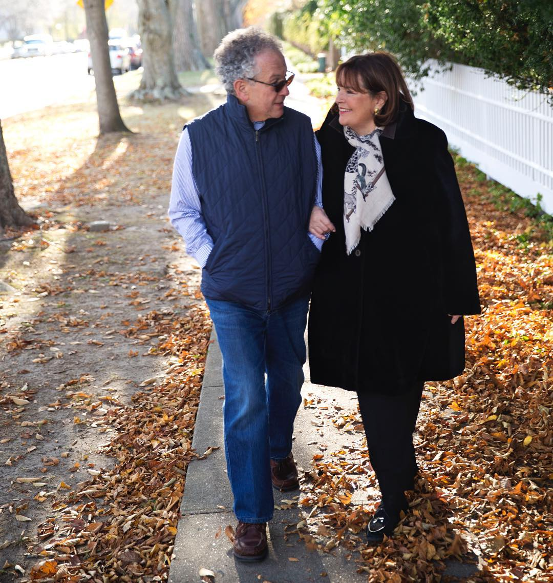 ina garten & jeffrey garten's love story - how the barefoot