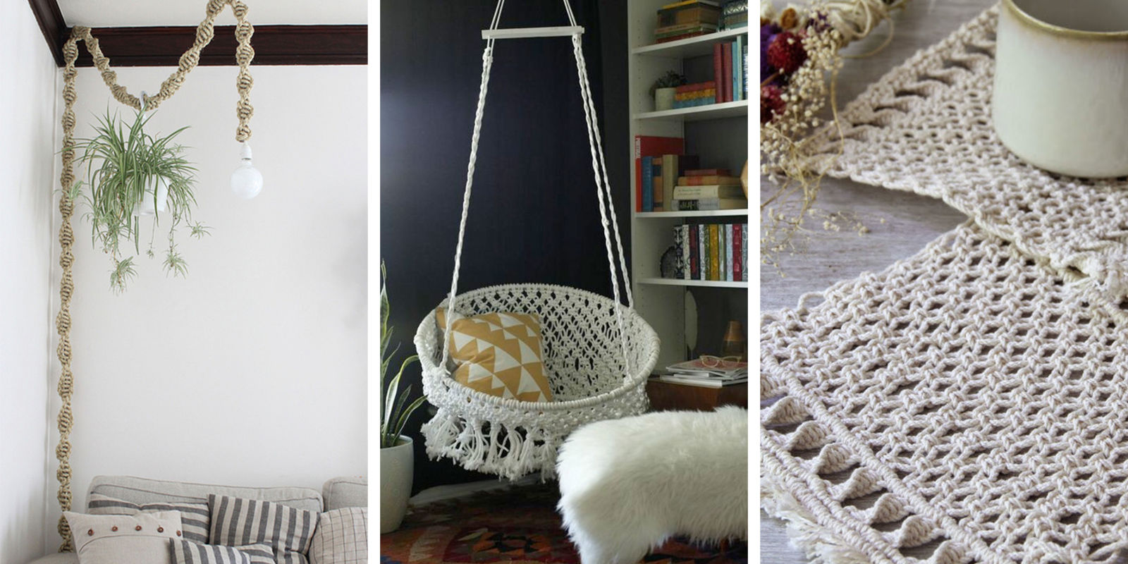 25 Macrame Decorating Ideas The 39 70s Decor Trend Is Back