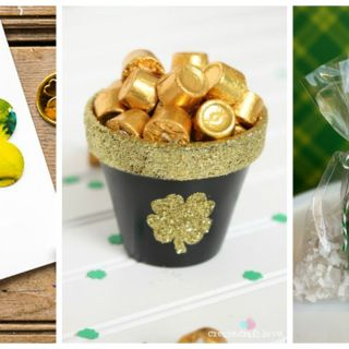 15 diy st. patrick's day decorations - easy party decorating ideas
