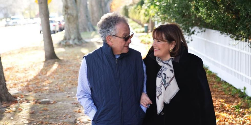 Ina Garten Jeffrey Garten S Love Story How The Barefoot