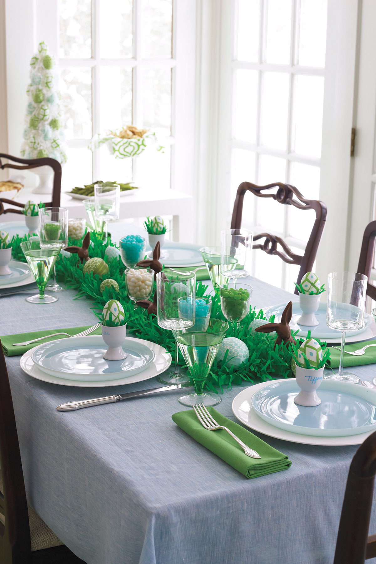 30 Easter Party Ideas Decorations Food and Games for  : 1485978664 wd0411 easter 005 from www.countryliving.com size 1200 x 1800 jpeg 346kB