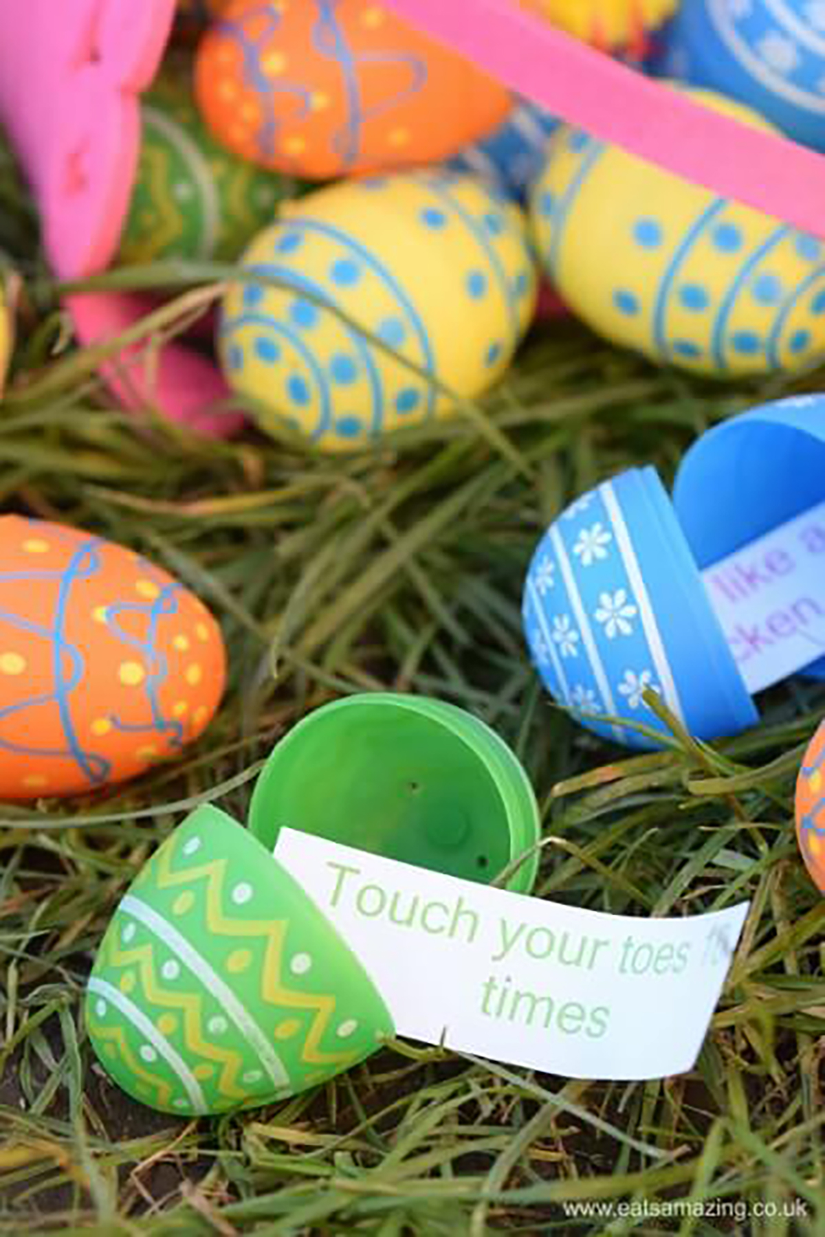 Pictures of easter egg hunts images for Easter egg ideas
