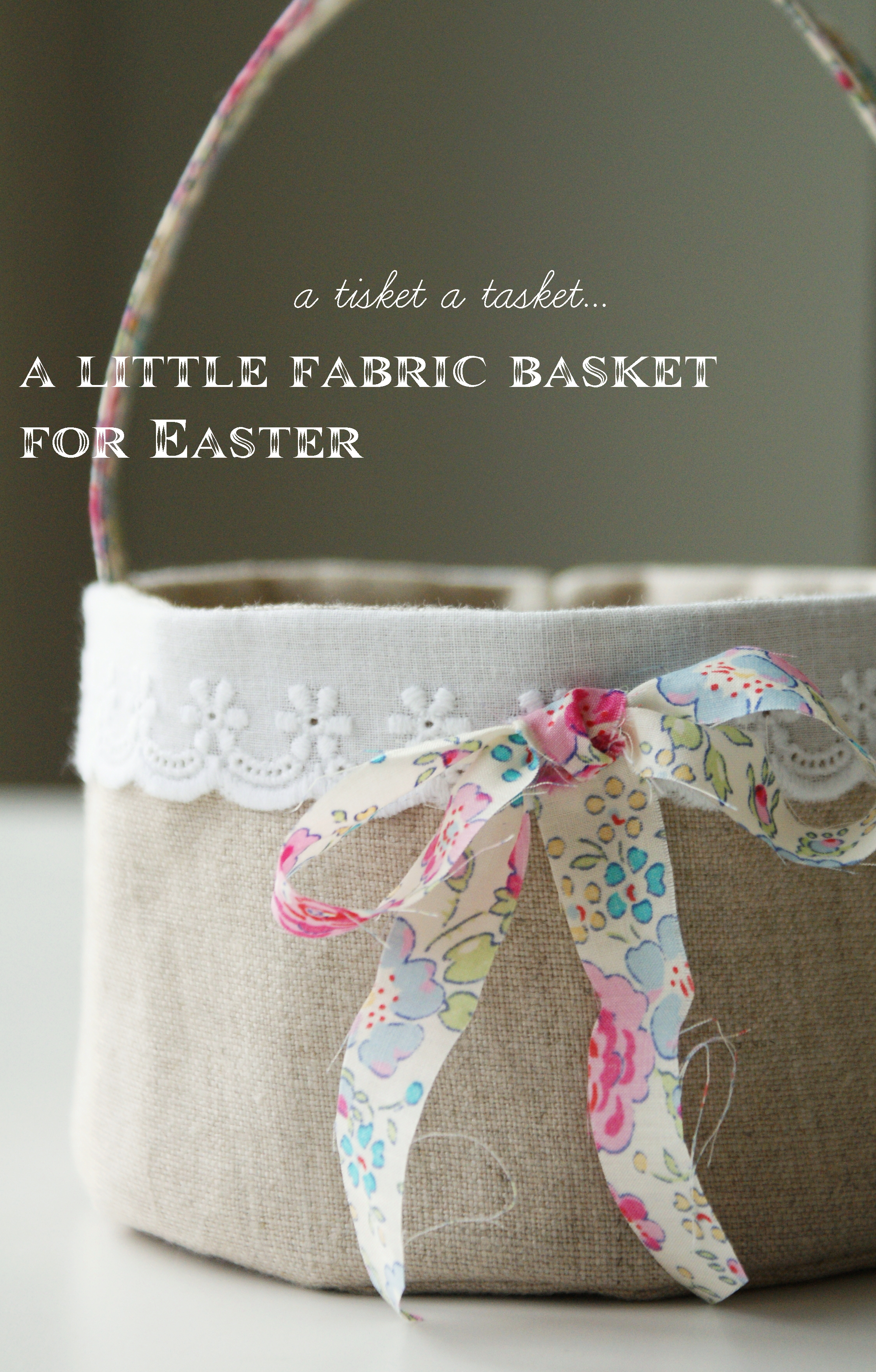 23 cute homemade easter basket ideas easter gifts for kids and 23 cute homemade easter basket ideas easter gifts for kids and adults negle Image collections