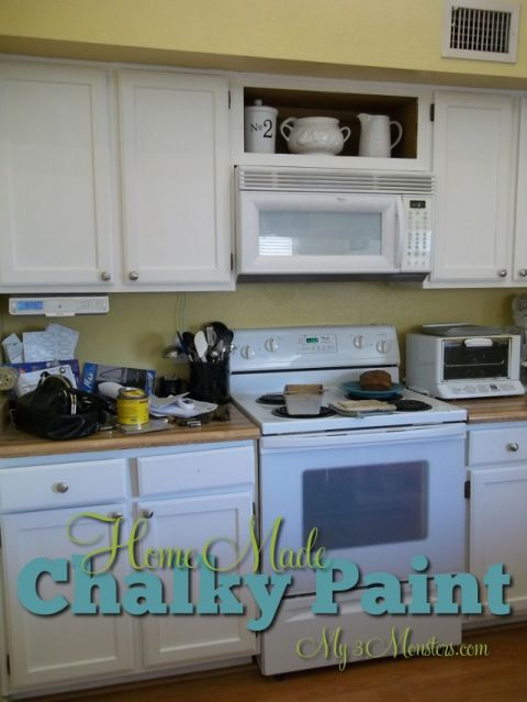 diy kitchen cabinet makeovers before and after 10 DIY Kitchen Cabinet Makeovers  Before After Photos That