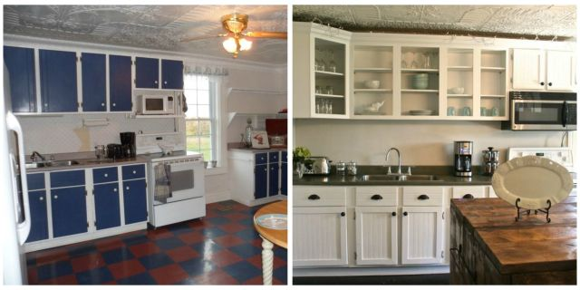 Home Makeovers home makeover ideas - before and after pictures of house renovations
