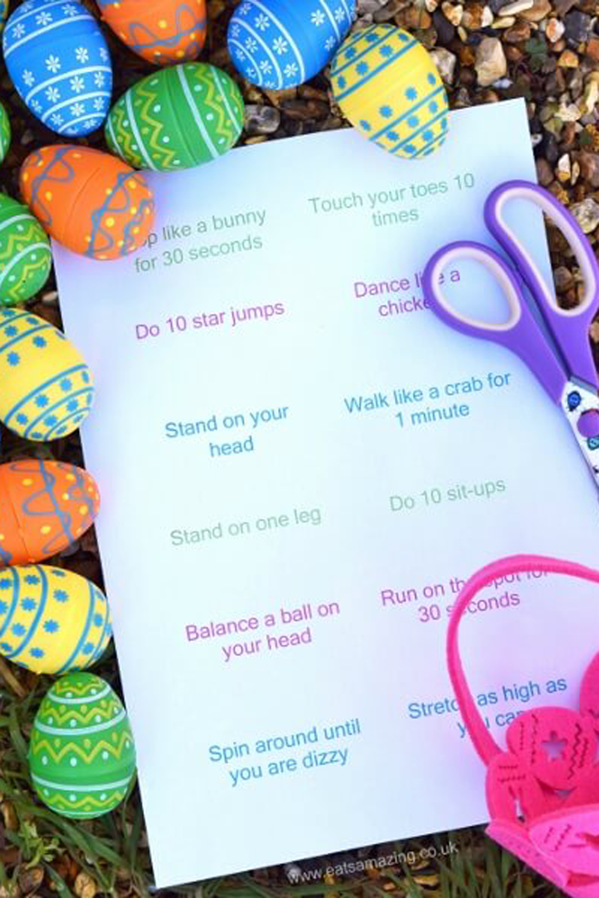 20 Fun Easter Games for Kids — Easy Ideas for Easter Activities