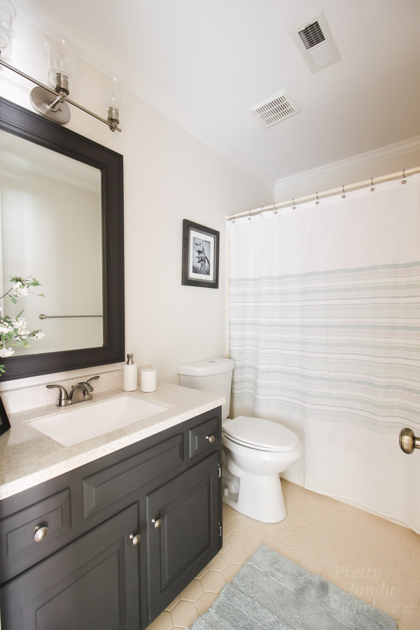 Remodeling Bathroom Need Ideas this makeover proves you don't always have to gut your entire bathroom