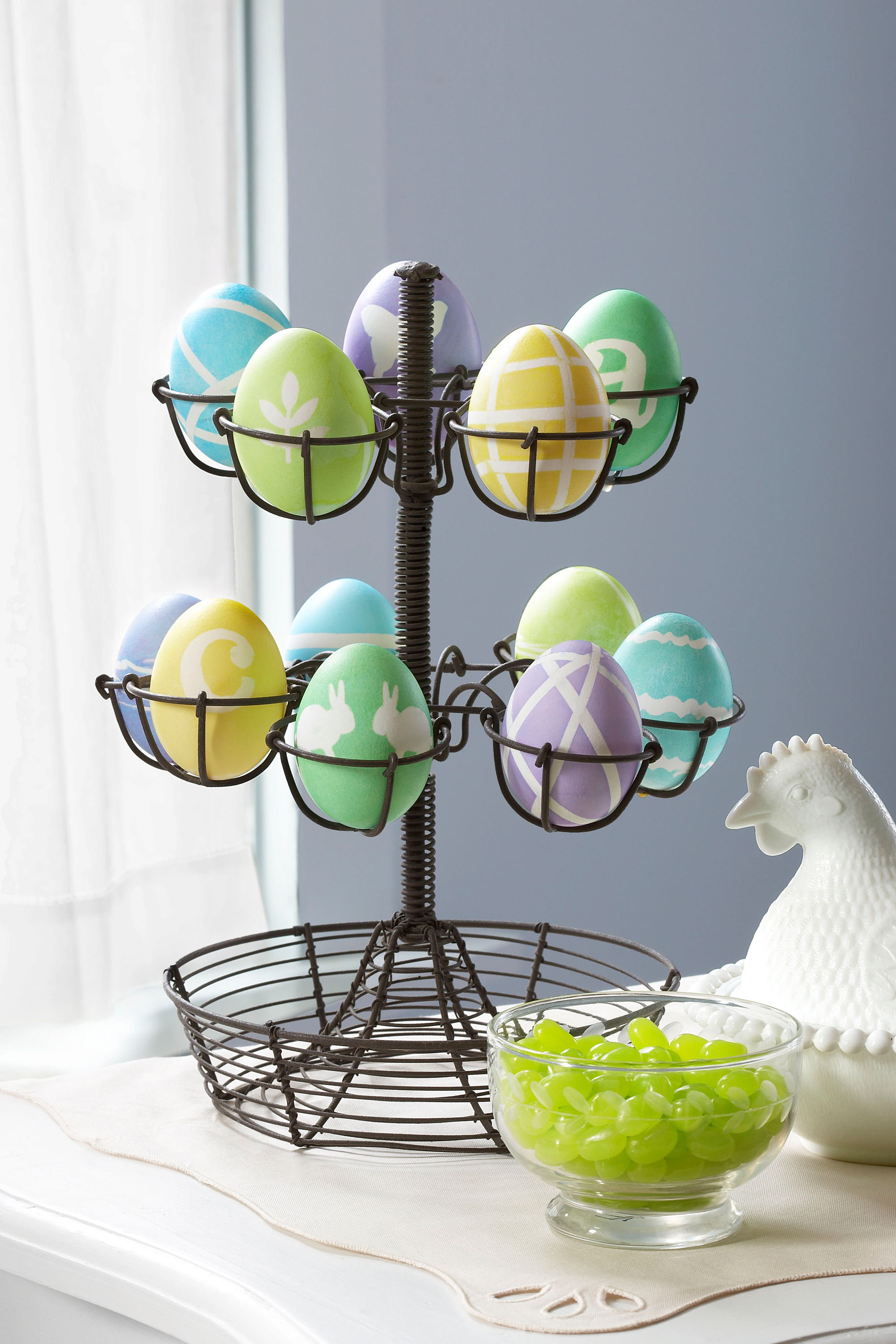 Fast and easy diy easter decorations - 60 Easy Easter Crafts Ideas For Easter Diy Decorations Gifts Country Living
