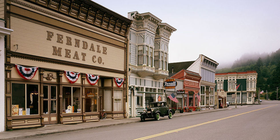 15 of the Quirkiest Small Towns In America
