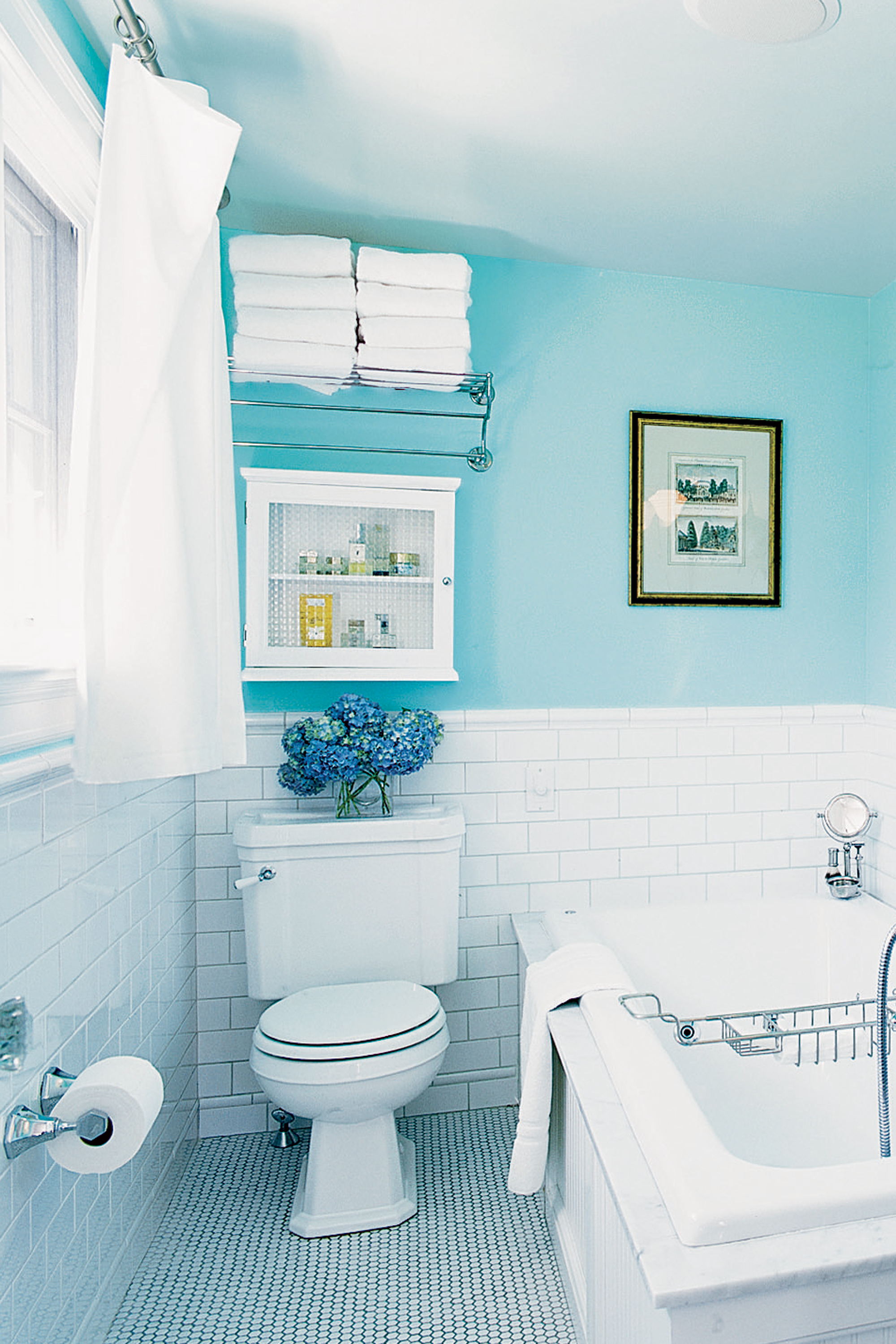 Duck Egg Blue Bathroom Accessories 22 Best Blue Rooms Decorating Ideas For Blue Walls And Home Decor