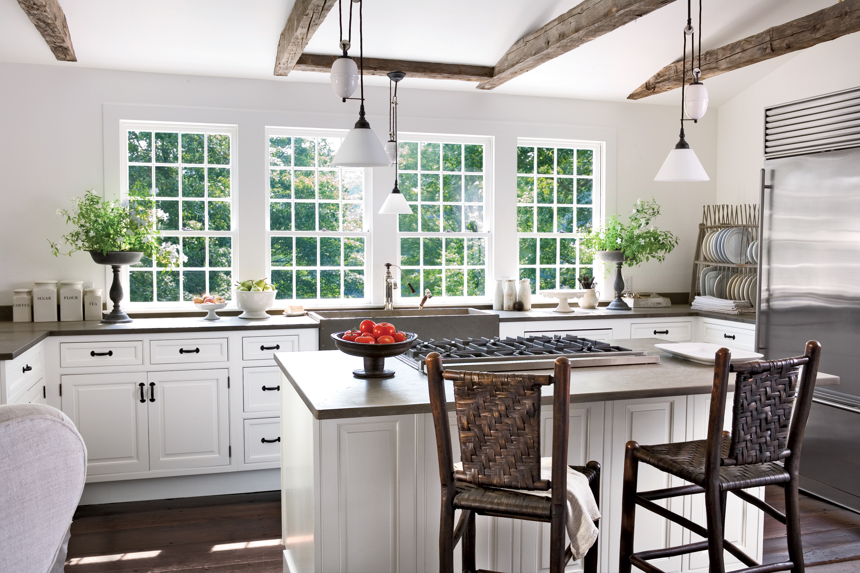 White Country Kitchen Images 24 best white kitchens - pictures of white kitchen design ideas
