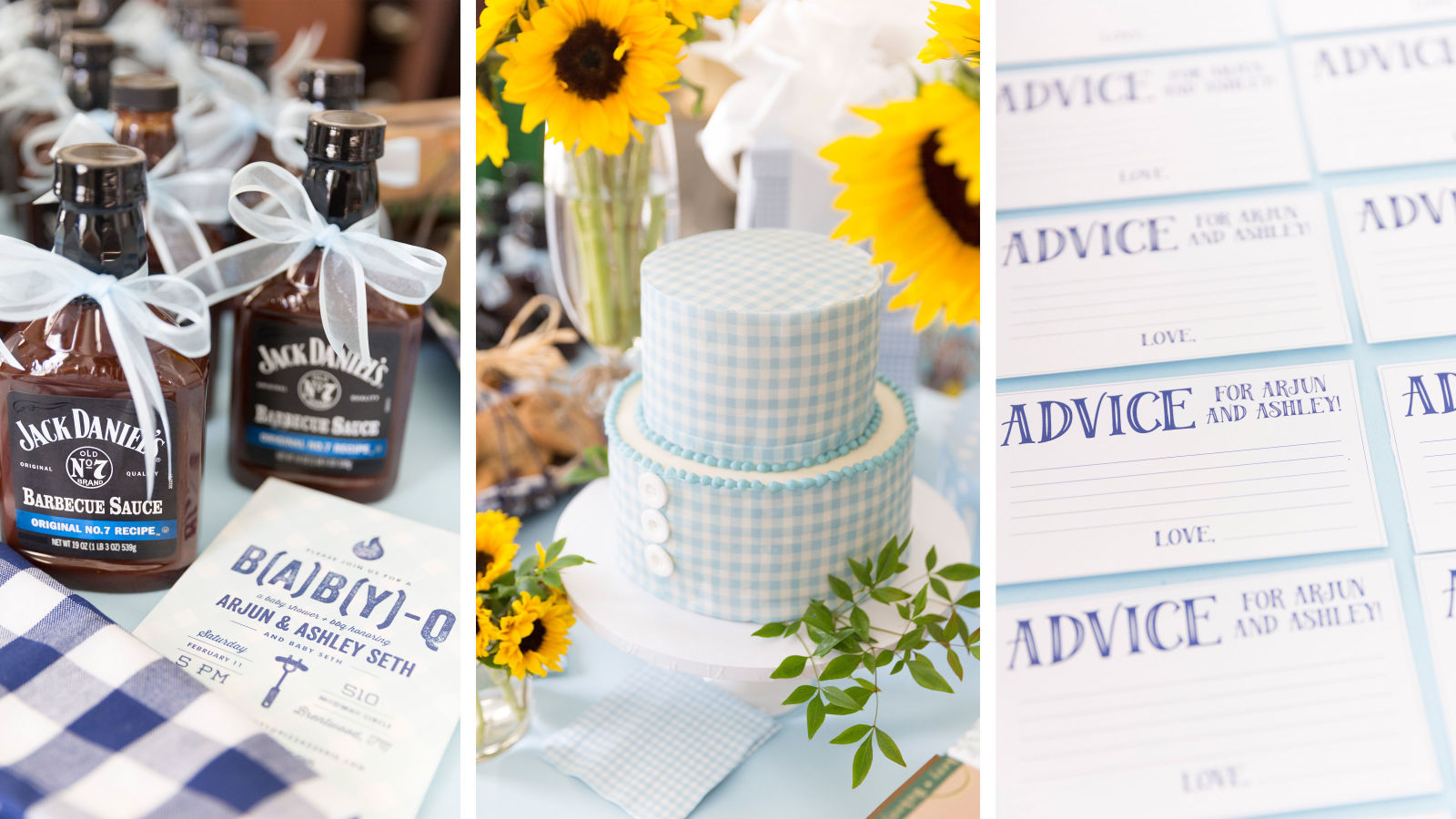 This B(A)B(Y) Q Shower Theme Is So Cute, We Could Eat It Up   BBQ Themed Baby  Shower