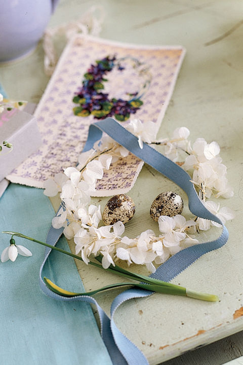 invite friends to a spring luncheon make copies of a vintage floral