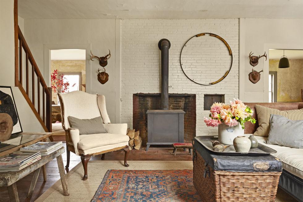 Best Farmhouse Style Ideas Rustic Home Decor - Farmhouse living room