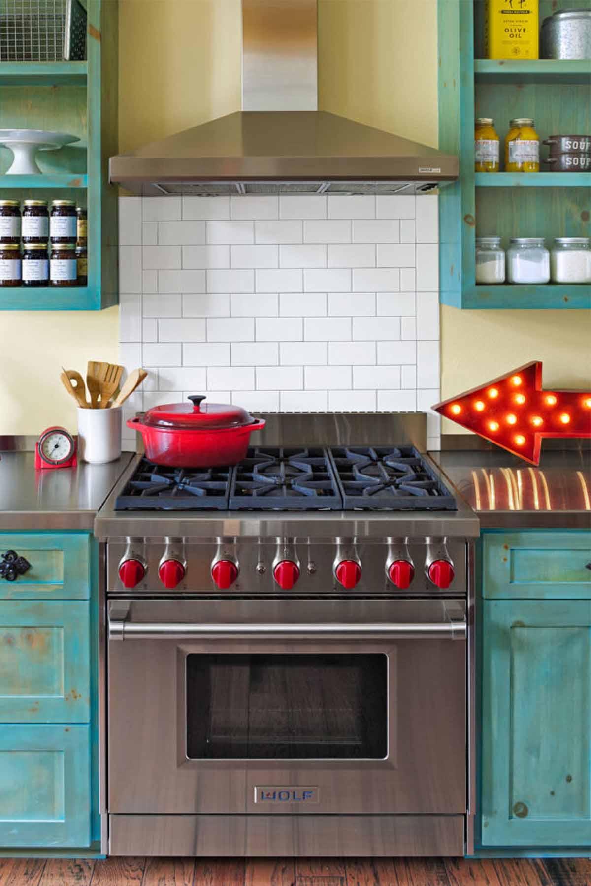 15+ Best Kitchen Color Ideas