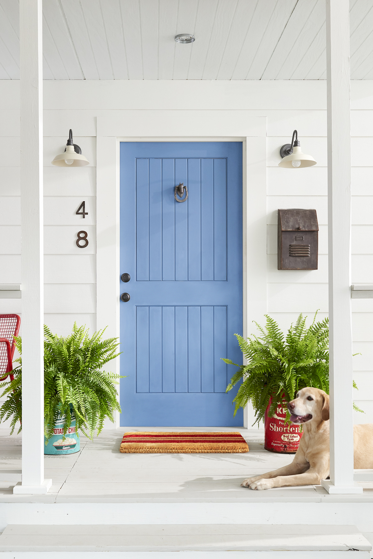 Doors Design: 5 Colorful Themes For Your Front Door