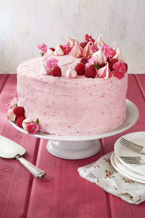 Beautiful Cake Decorating Ideas How To Decorate A Pretty Cake - Homemade cake decorating ideas