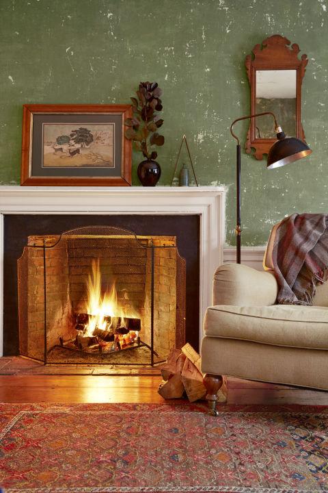 20 warm paint colors cozy color schemes. Black Bedroom Furniture Sets. Home Design Ideas