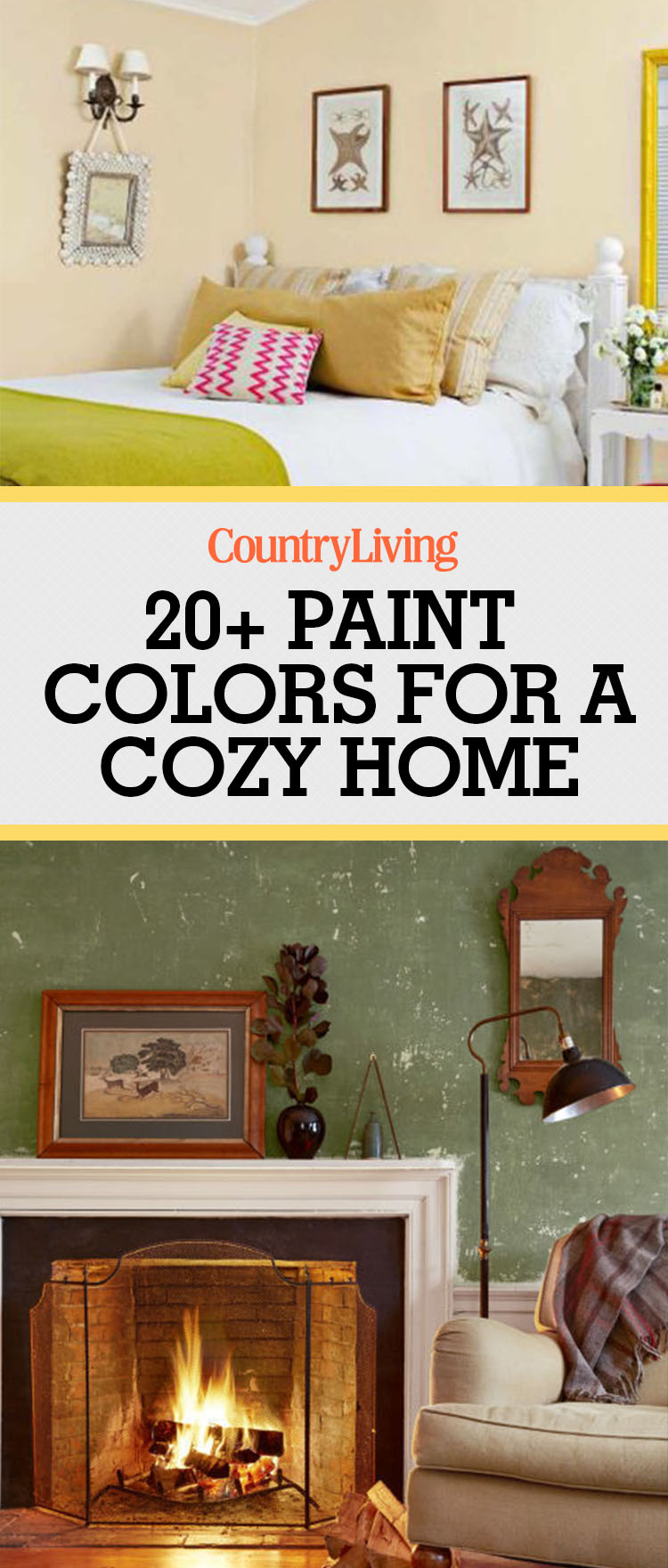 Painting Colors For Living Room Walls 20 Warm Paint Colors Cozy Color Schemes