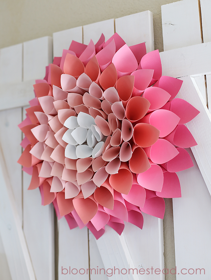 Ordinary Spring Door Wreath Ideas Part - 14: Country Living Magazine