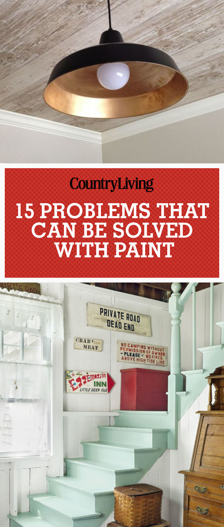 Problems That Can Be Solved With Paint Best Ways To Use Paint In Your Home