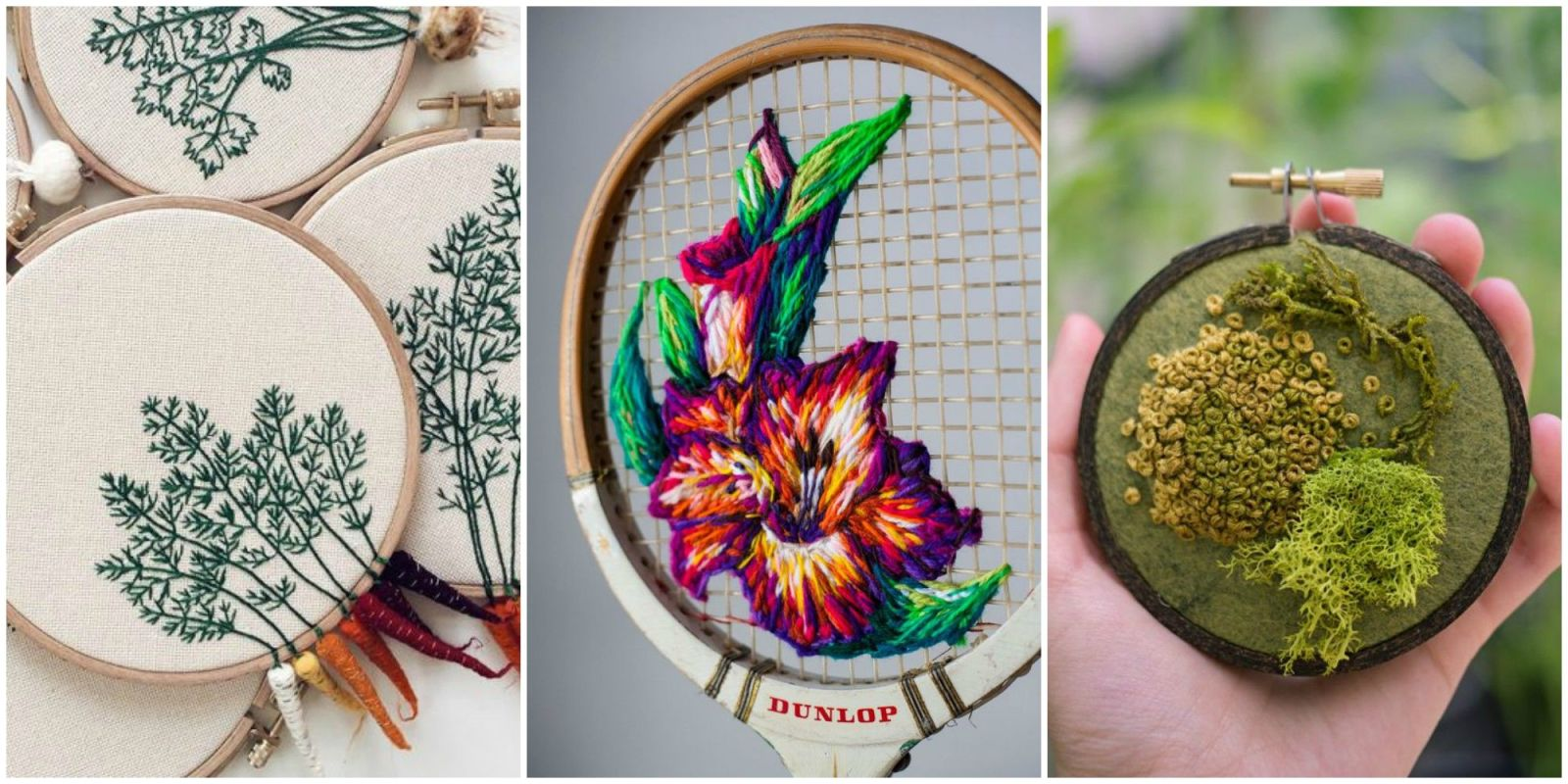 10 Stunning Embroidery Ideas You're Going To Want To Try