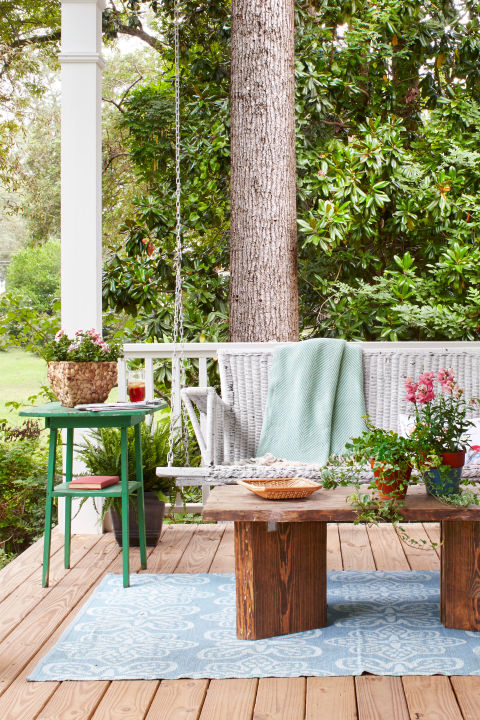 65 best patio designs for 2017 ideas for front porch for Patios decorados