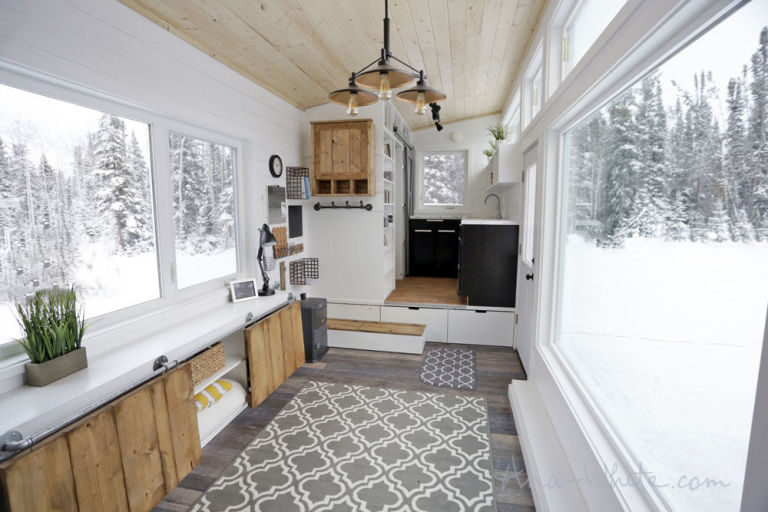 tiny house village concept design this might be the most open tiny home we have ever seen how an