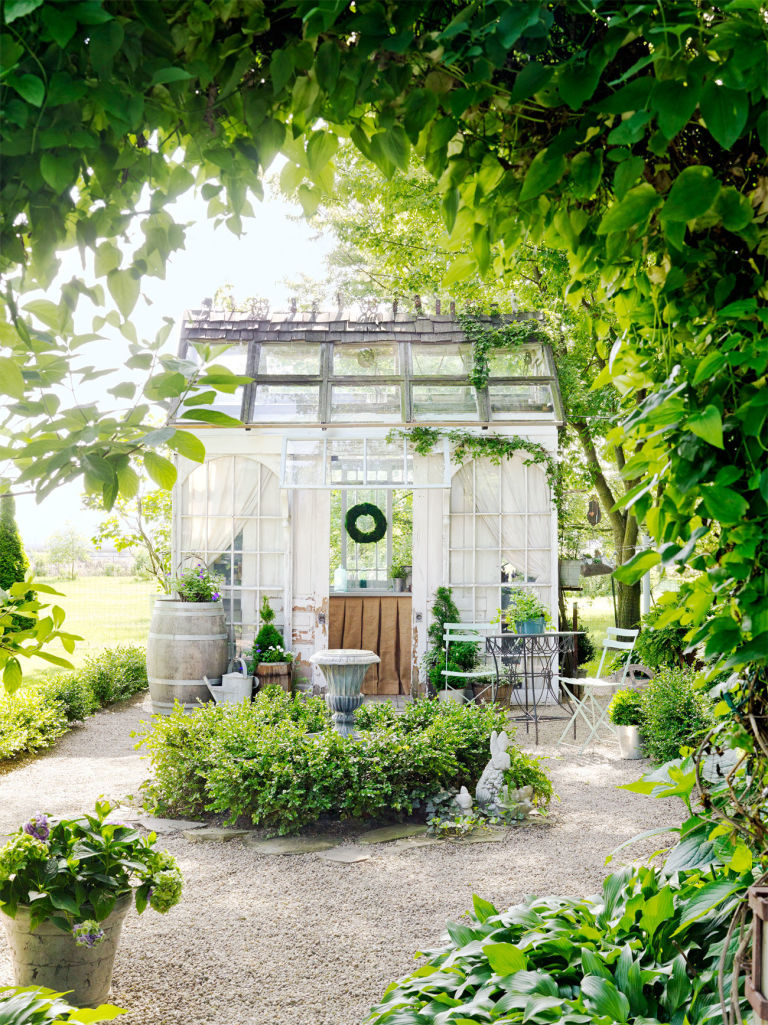 14 Whimsical Garden Shed Designs