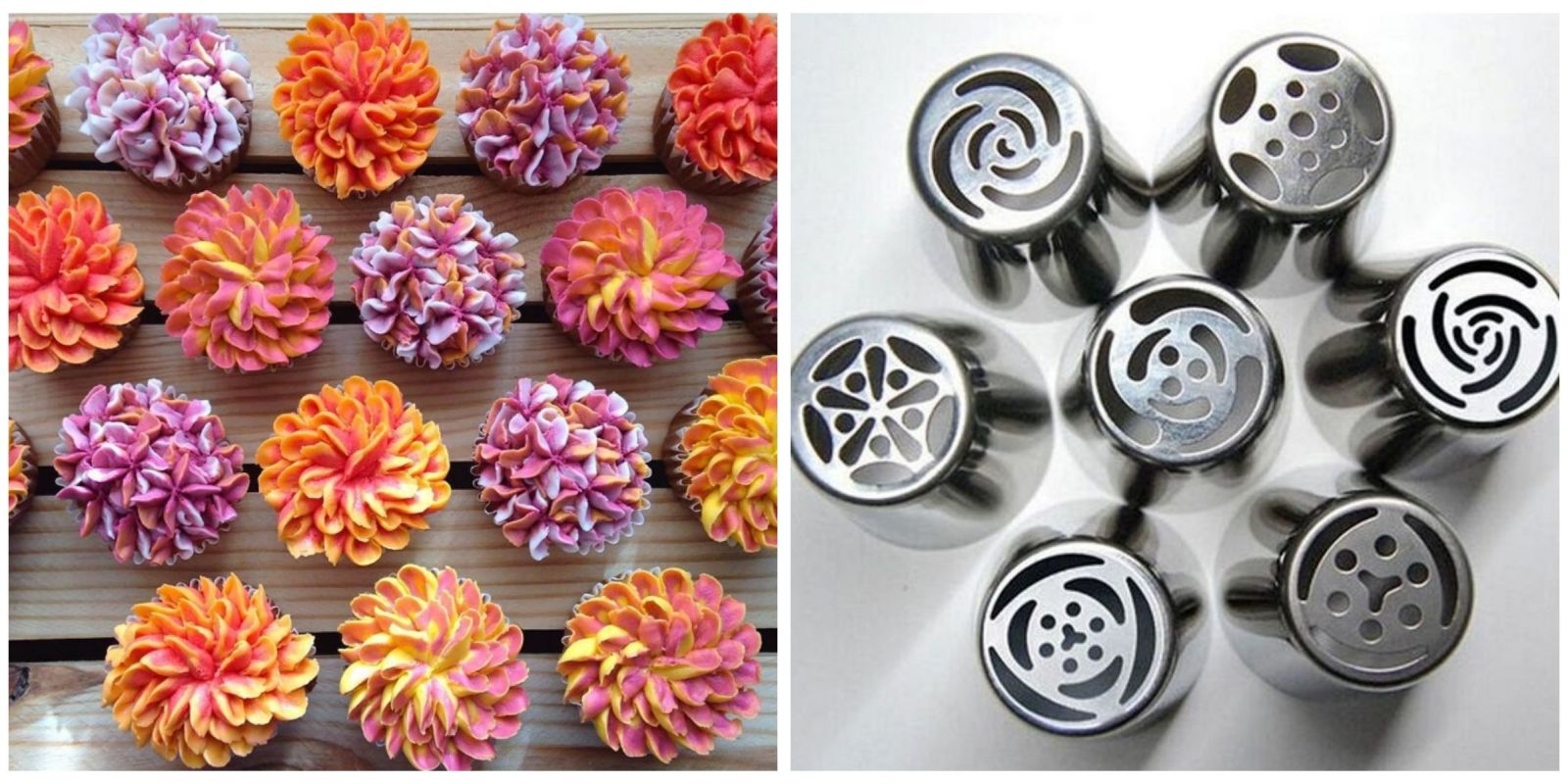 Russian Piping Tips Russian Icing Tips For Easy Flower