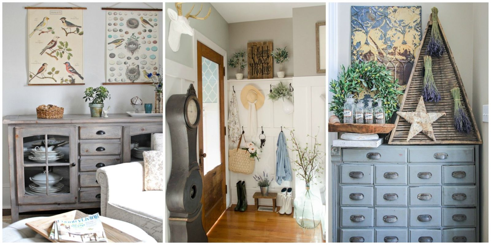Decorating Ideas: 22 Beautiful Ways To Decorate Your Farmhouse For Spring