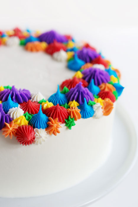 Decorating Cakes 15 beautiful cake decorating ideas - how to decorate a pretty cake