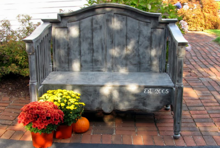 Garden Bench Ideas summing everything up Baby Crib Bench