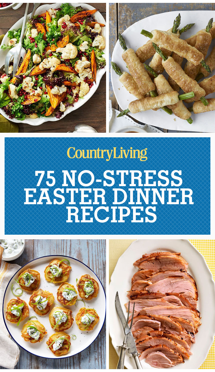 70 Easter Dinner Recipes Food Ideas Easter Menu