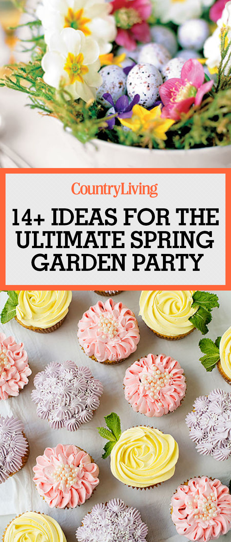 14 Garden Tea Party Decorations Ideas