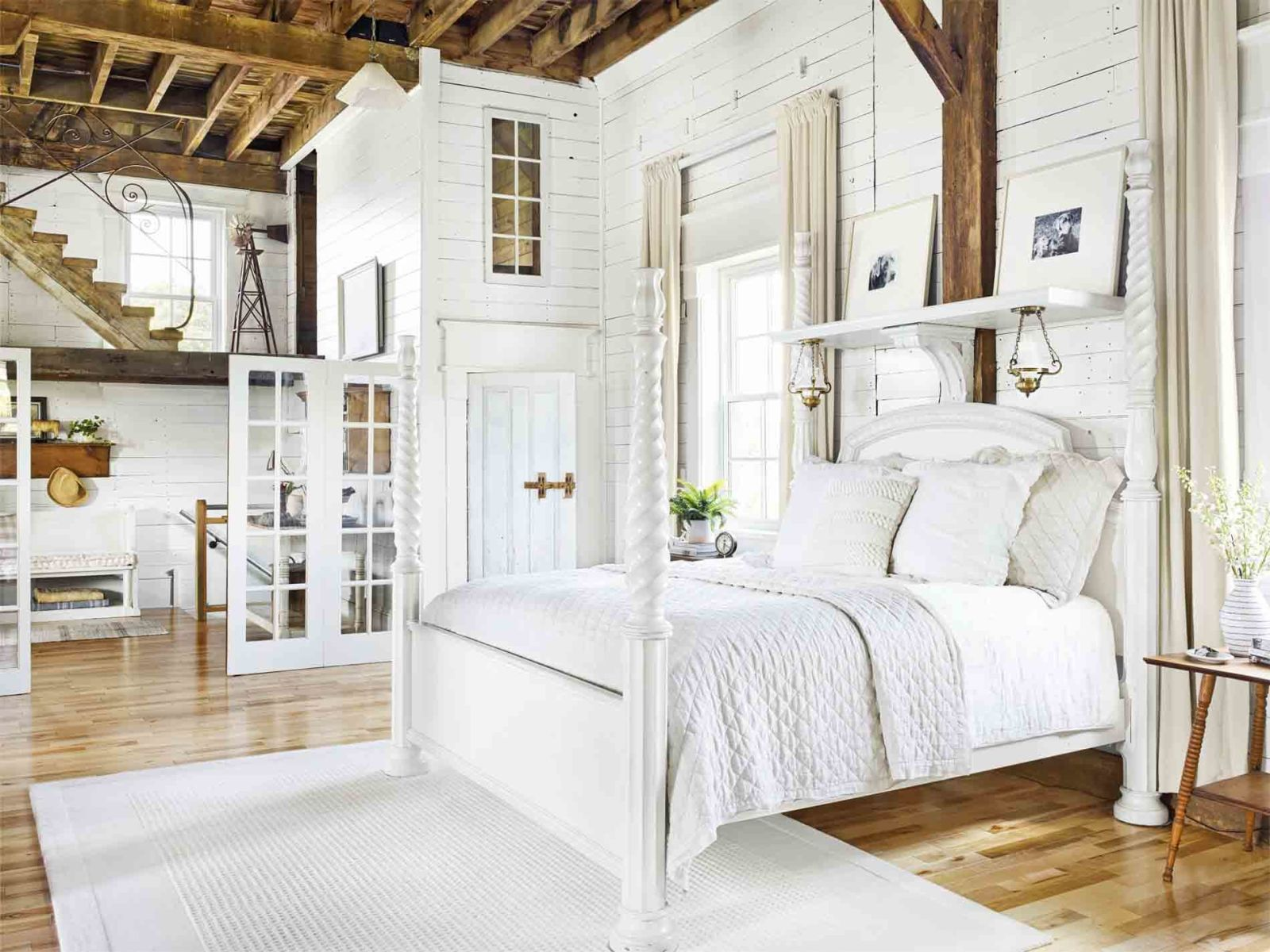 26 best white bedroom ideas how to decorate a white bedroom - 26 Best White Bedroom Ideas How To Decorate A White Bedroom 3