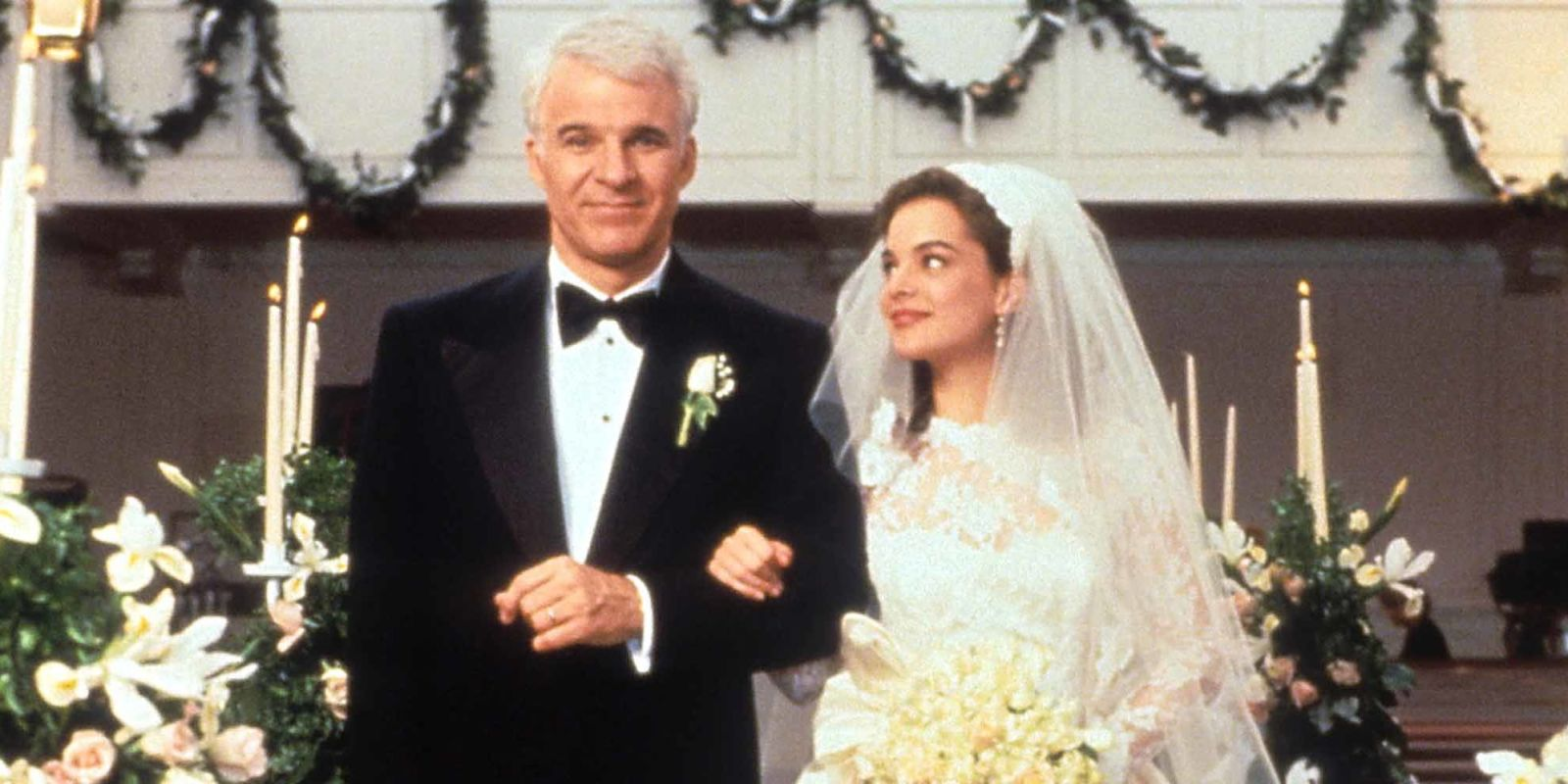 39 Father Of The Bride 39 Stars Reunited 26 Years Later In