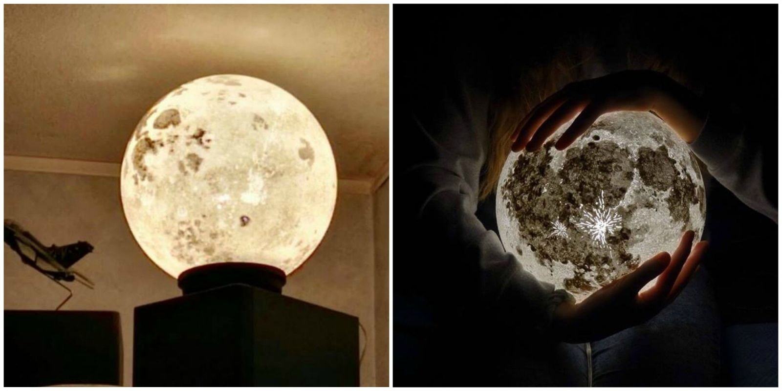Enjoy Full Moon Every Night With These Lamps From Pulsar