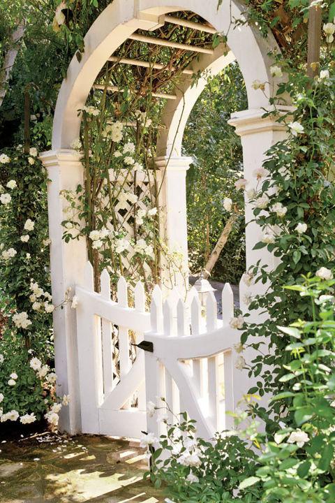 15 Best Garden Gates Ideas for Beautiful Garden Gates