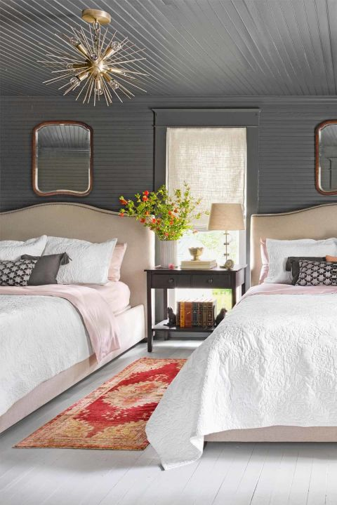 guest room ideas 39 Guest Bedroom Pictures  Decor Ideas for Rooms