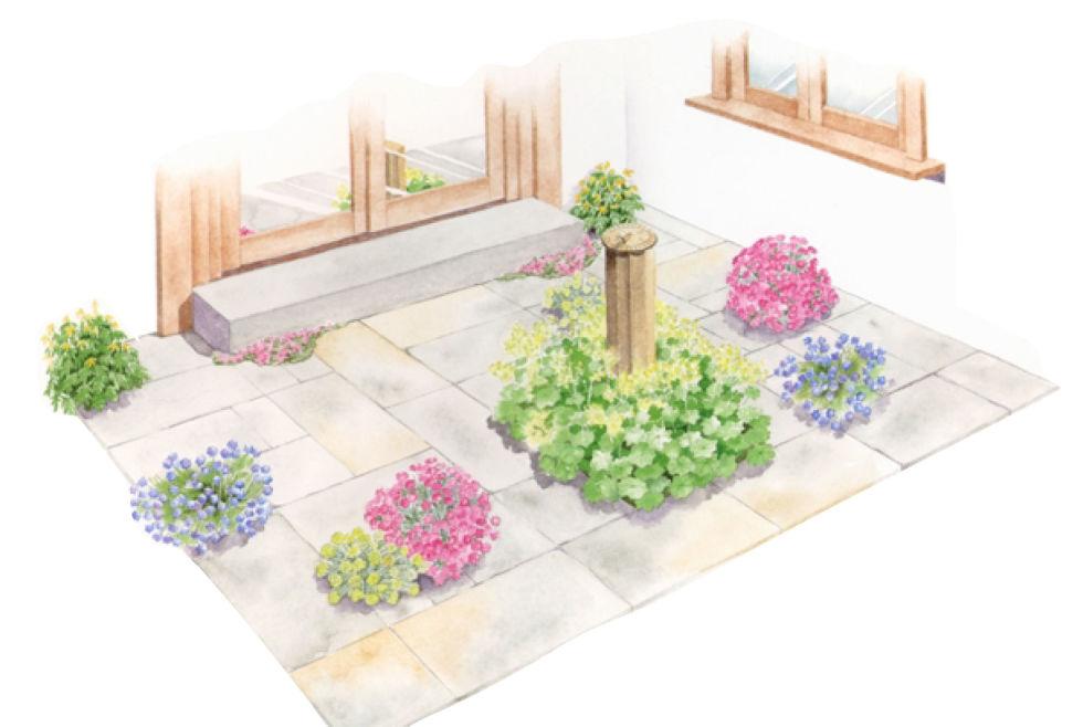 Garden Design Rectangular Plot 16 free garden plans - garden design ideas