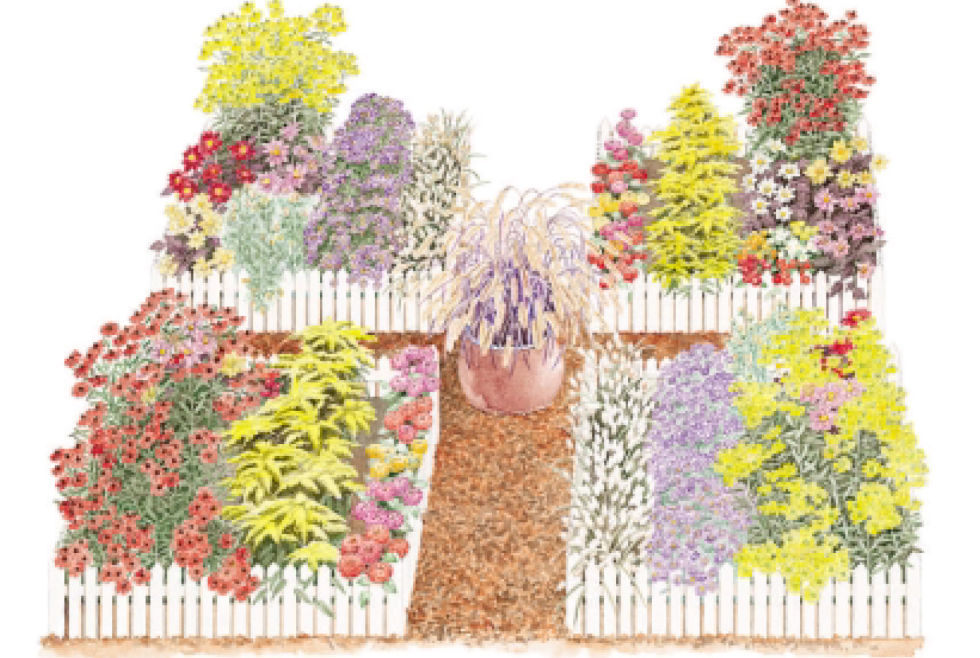 Cutting Garden Design Gallery 16 free garden plans - garden design ideas
