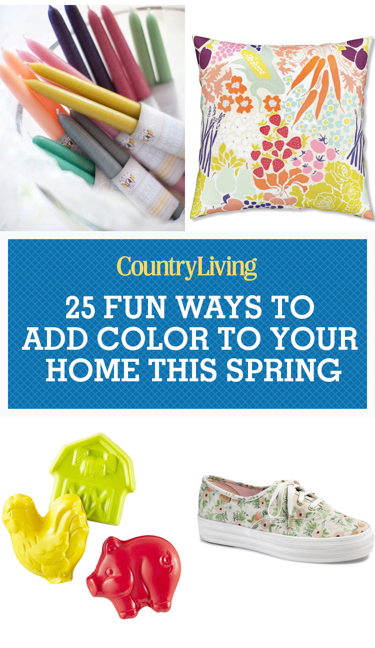 25 Fun And Easy Diy Pom Pom Crafts To Make: 25 Fun Ways To Add Color To Your Home This Spring